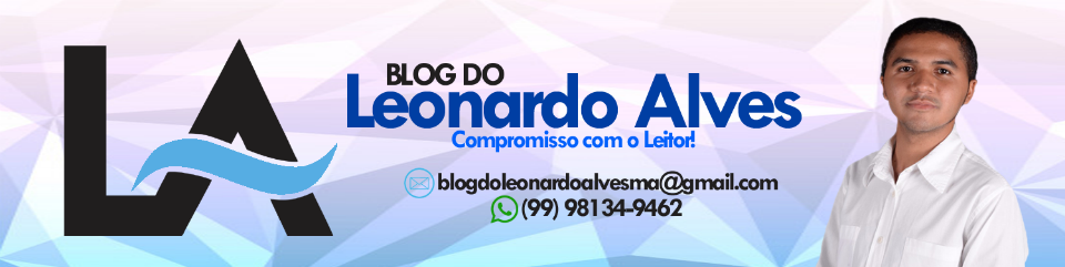 Blog do Leonardo Alves - Compromisso com o Leitor!