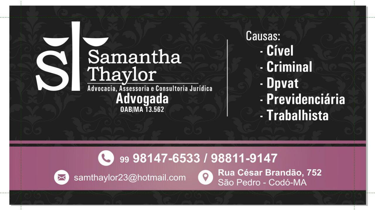 Samantha Thaylor