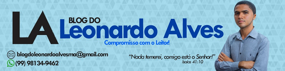Blog do Leonardo Alves - Compromisso com o Leitor